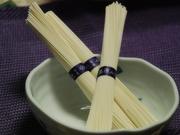 素麺〜20110707