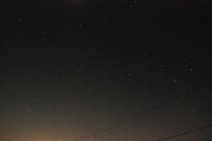 双子座とオリオン座〜20111214-1218