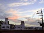 夕景〜20101015