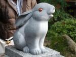 狛兎〜20110101