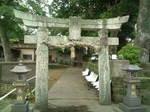山祗神社〜20110524