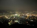 長崎・稲佐山より夜景〜20120109-0110