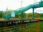 北方駅〜20121117