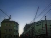 夕景〜20121220