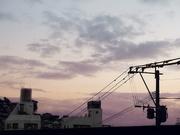 夕景〜20130123
