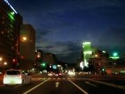 夕景〜20130622