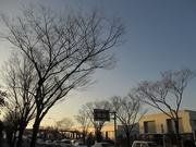 夕景〜20140123