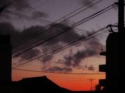 夕景〜20140210