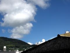 夏の空〜20120727