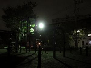 夜の公園〜20060915(1)