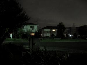 夜の公園〜20060915(2)