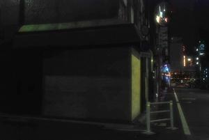 銀座夜景〜20070225(2)