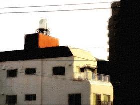 夕景〜20121030