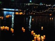 灯籠流し〜20120815