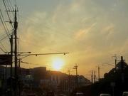 夕景〜20130522