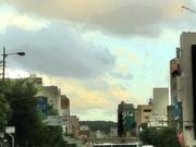 夕景〜20130708